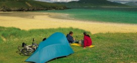Camping in Wild Scotland